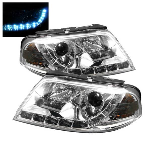 Spyder Auto - DRL LED Projector Headlights 5012319