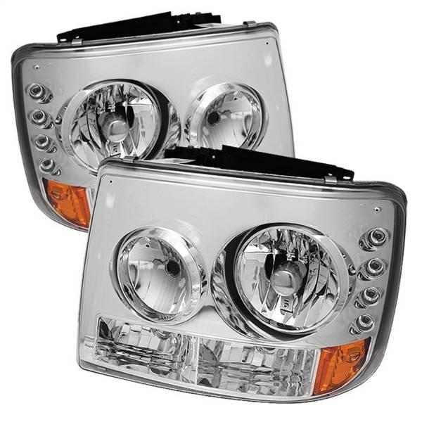 Spyder Auto - Crystal Headlights 5012456