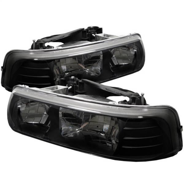 Spyder Auto - Crystal Headlights 5012470