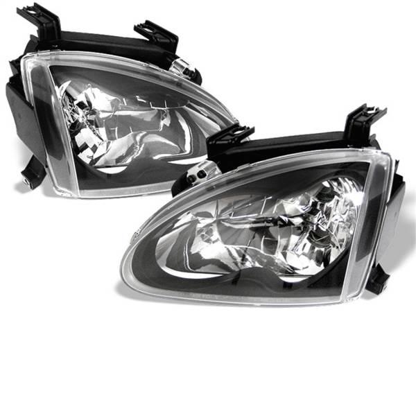 Spyder Auto - Crystal Headlights 5012586