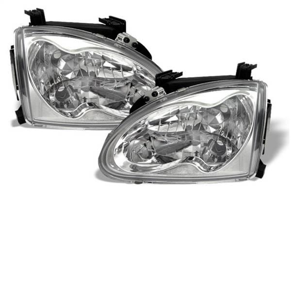 Spyder Auto - Crystal Headlights 5012593