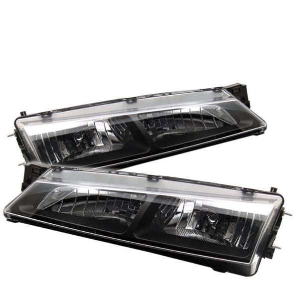 Spyder Auto - Crystal Headlights 5012616