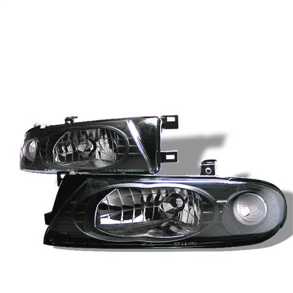 Spyder Auto - Crystal Headlights 5012630