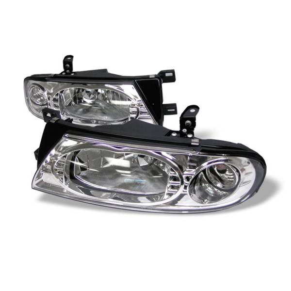 Spyder Auto - Crystal Headlights 5012647