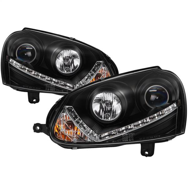 Spyder Auto - DRL LED Projector Headlights 5017505