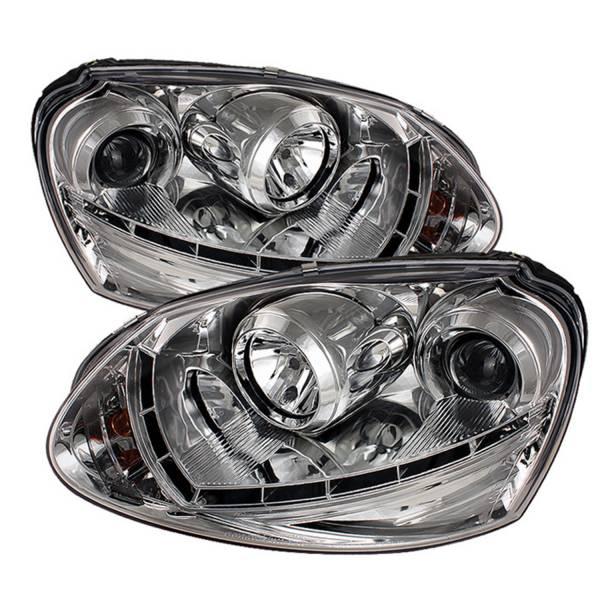 Spyder Auto - DRL LED Projector Headlights 5017512