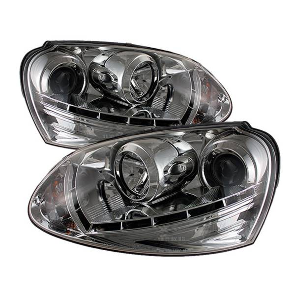 Spyder Auto - DRL LED Projector Headlights 5017536