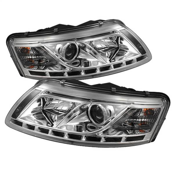 Spyder Auto - DRL LED Projector Headlights 5029393