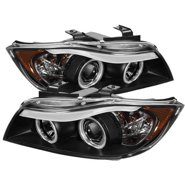 Spyder Auto - Halo CCFL Amber Projector Headlights 5029652
