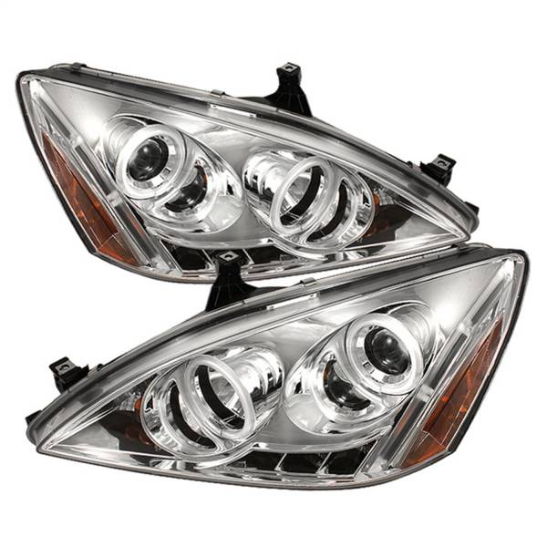 Spyder Auto - CCFL Halo LED Projector Headlights 5029720