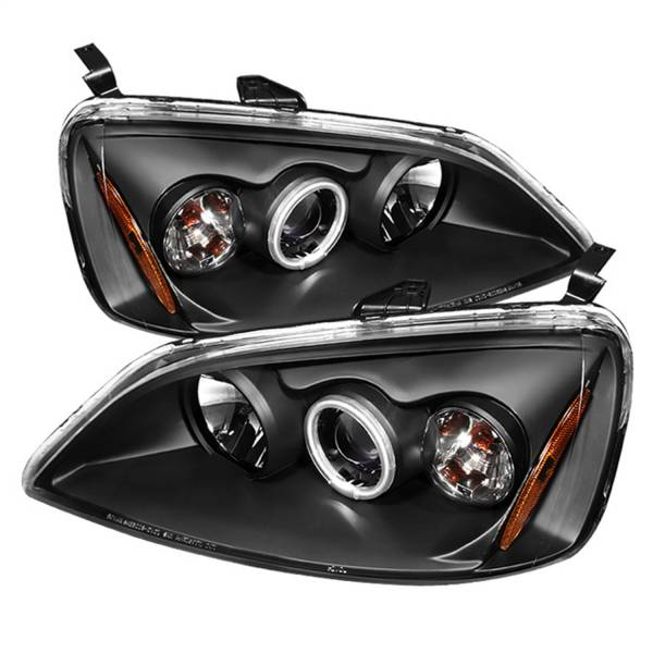 Spyder Auto - CCFL Halo Projector Headlights 5029775