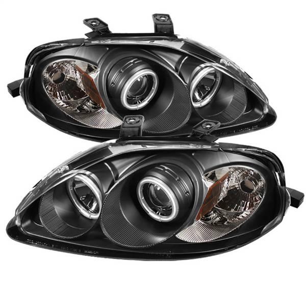 Spyder Auto - CCFL Halo Projector Headlights 5029850