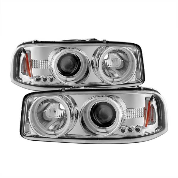 Spyder Auto - CCFL Projector Headlights 5030016