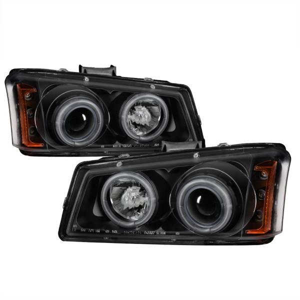 Spyder Auto - CCFL LED Projector Headlights 5030023