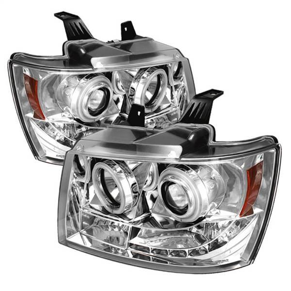 Spyder Auto - CCFL LED Projector Headlights 5030054