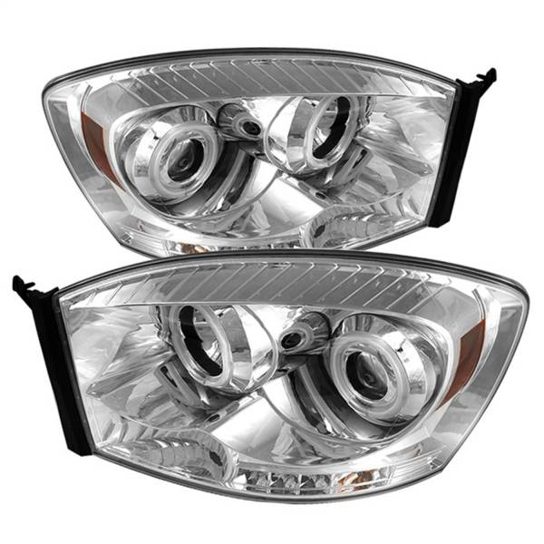 Spyder Auto - CCFL LED Projector Headlights 5030078