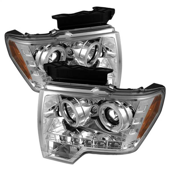 Spyder Auto - CCFL LED Projector Headlights 5030115
