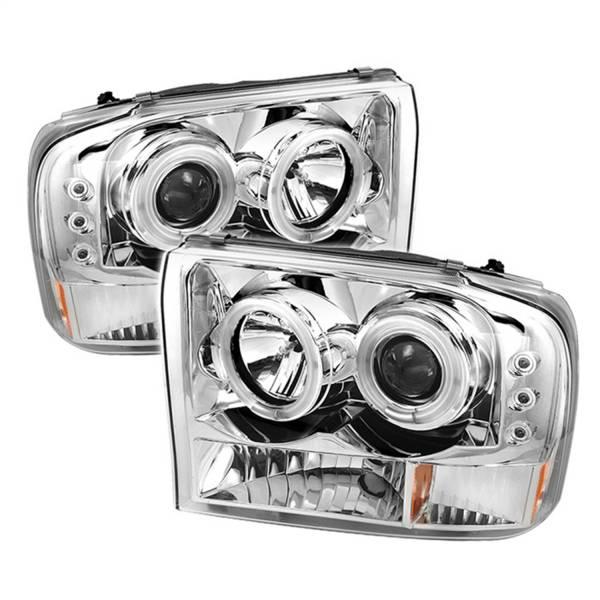 Spyder Auto - CCFL LED Projector Headlights 5030139