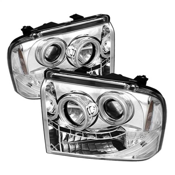 Spyder Auto - CCFL LED Projector Headlights 5030153