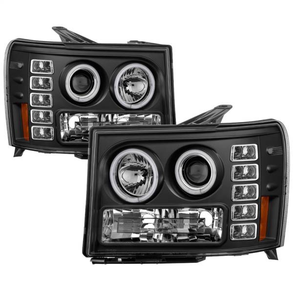 Spyder Auto - CCFL LED Projector Headlights 5030184
