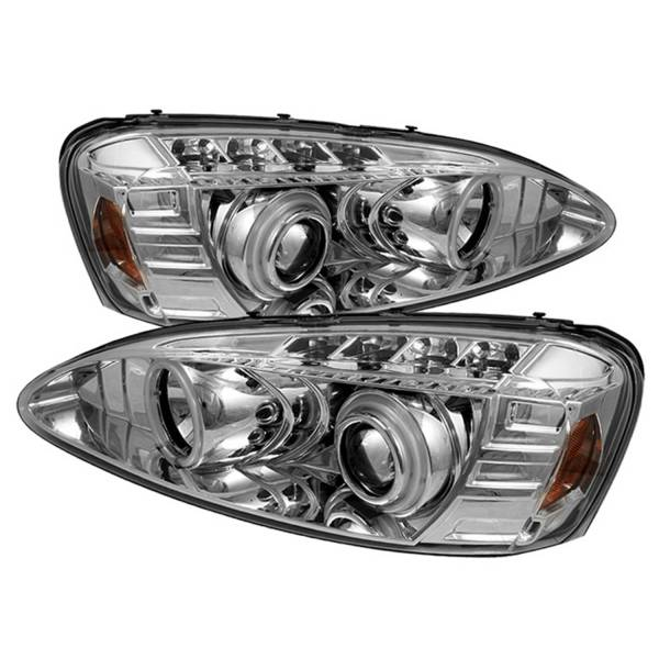 Spyder Auto - CCFL Projector Headlights 5030252