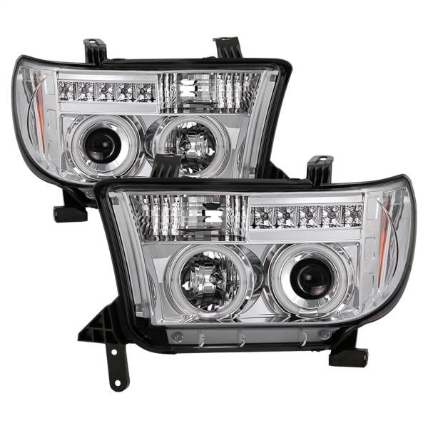 Spyder Auto - CCFL Projector Headlights 5030313