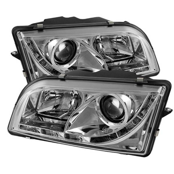 Spyder Auto - DRL LED Projector Headlights 5030344