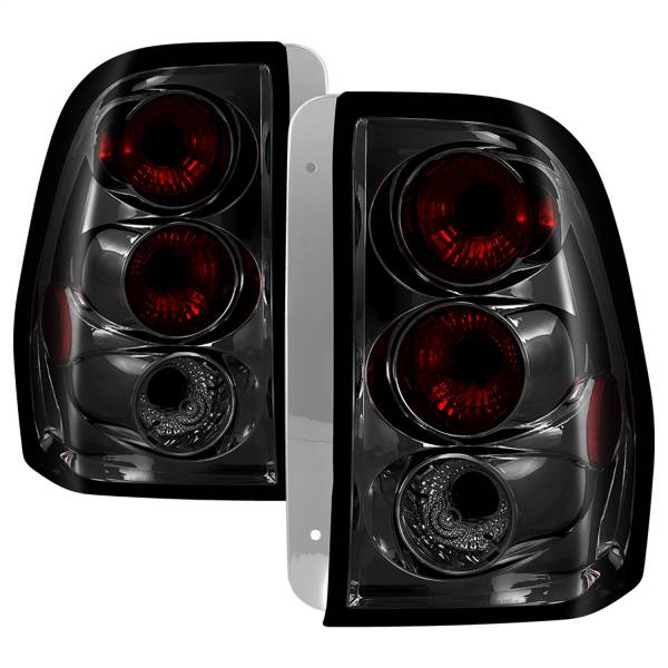 Spyder Auto - Altezza Tail Lights 5002204