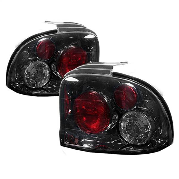 Spyder Auto - Altezza Tail Lights 5002518
