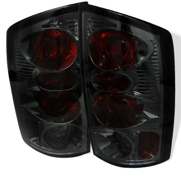 Spyder Auto - Altezza Tail Lights 5002600