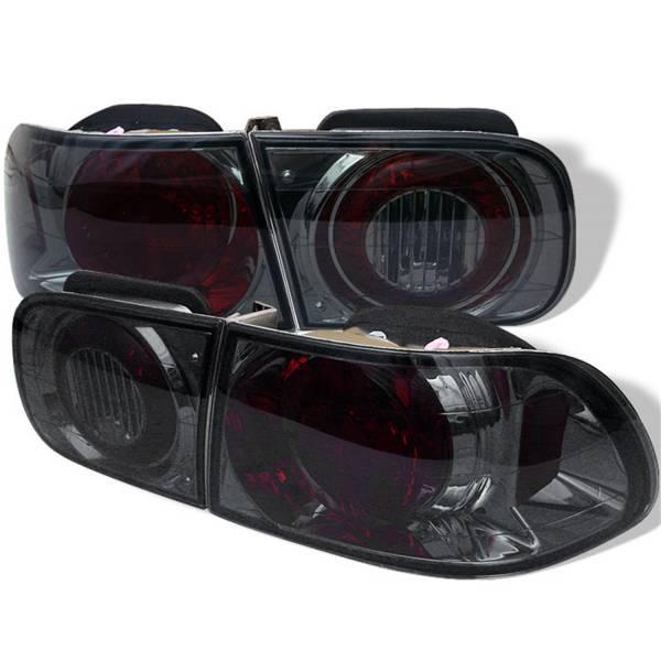 Spyder Auto - Tail Lights 5004673