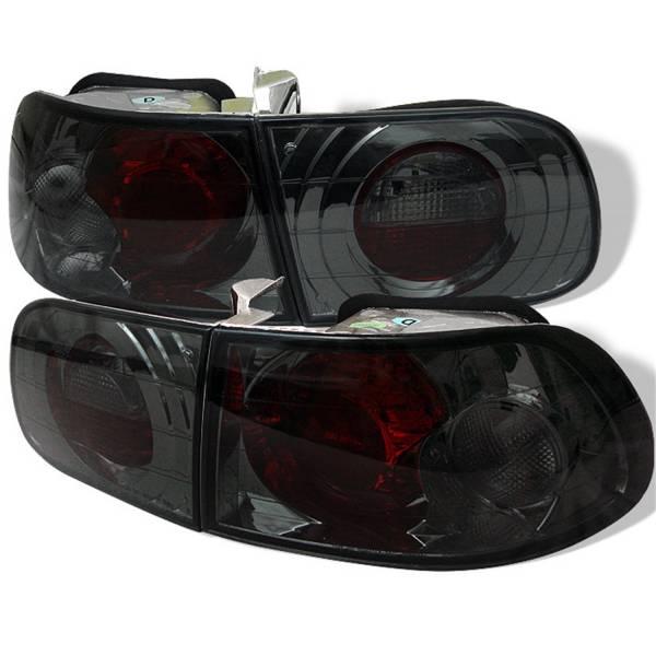 Spyder Auto - Altezza Tail Lights 5004772