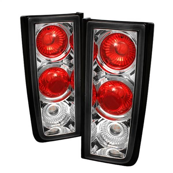 Spyder Auto - Altezza Tail Lights 5005205