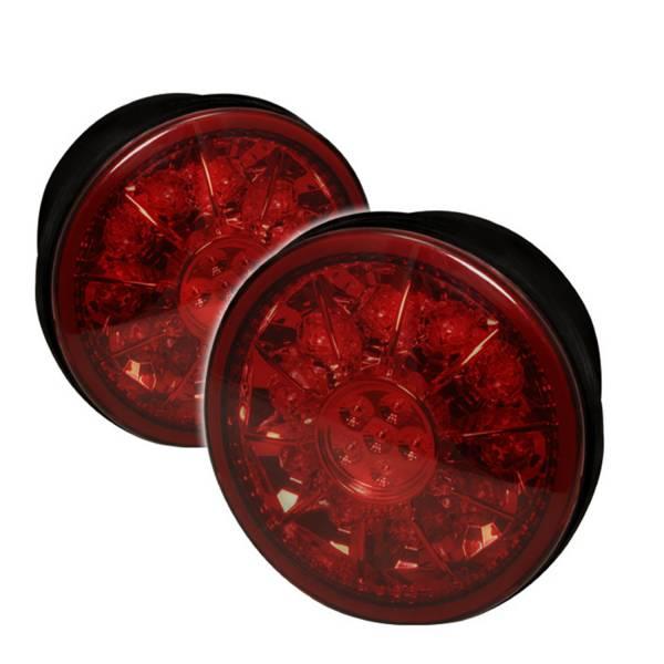 Spyder Auto - LED Trunk Tail Lights 5005878