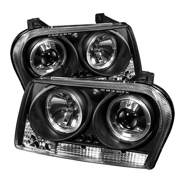 Spyder Auto - Halo LED Projector Headlights 5008008