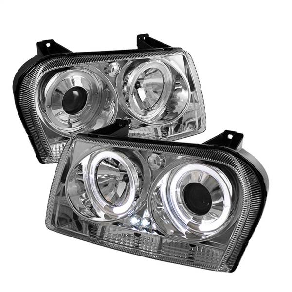 Spyder Auto - Halo LED Projector Headlights 5008046