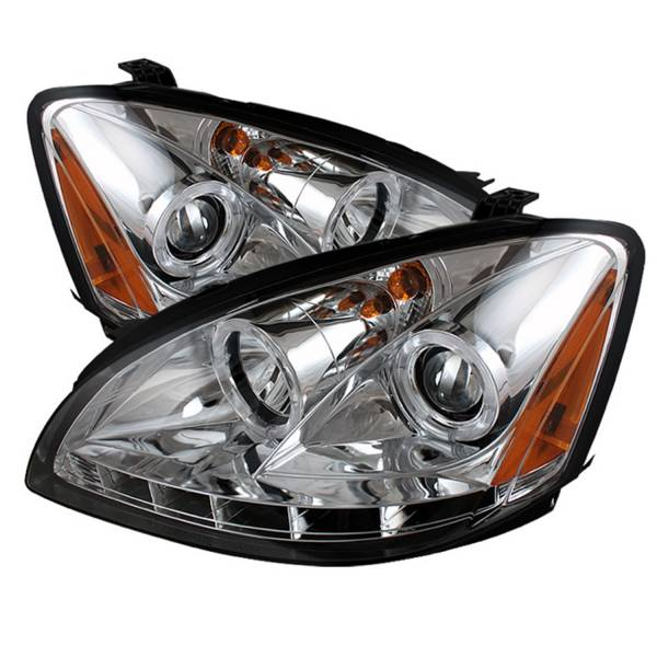 Spyder Auto - Halo LED Projector Headlights 5008251