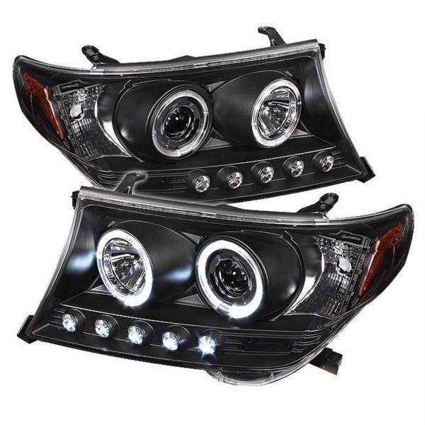 Spyder Auto - Halo Projector Headlights 5008275