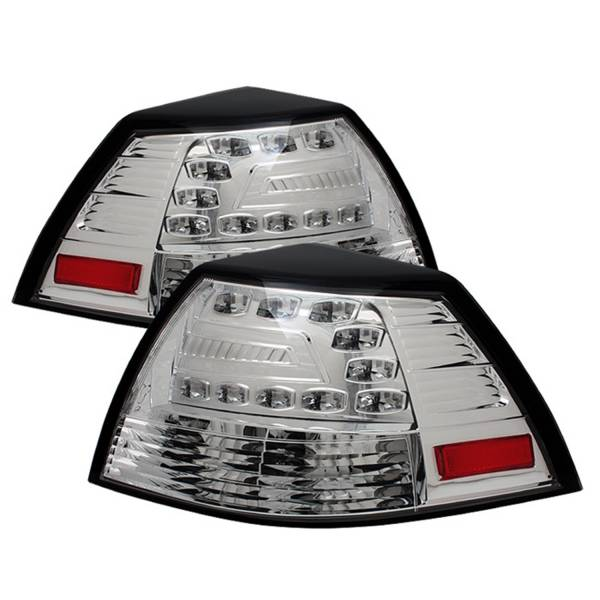 Spyder Auto - LED Tail Lights 5008596