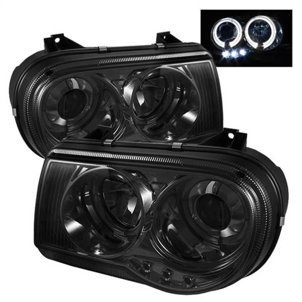 Spyder Auto - Halo LED Projector Headlights 5009159