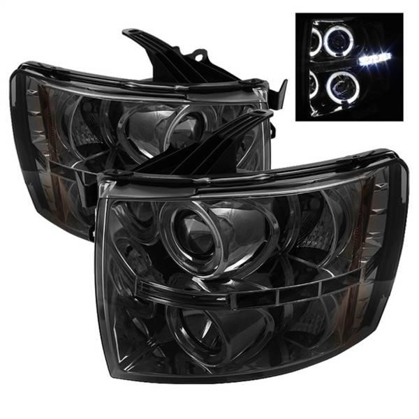 Spyder Auto - Halo LED Projector Headlights 5009517