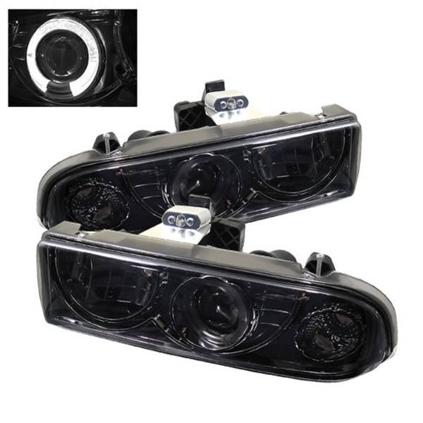 Spyder Auto - Halo Projector Headlights 5009562