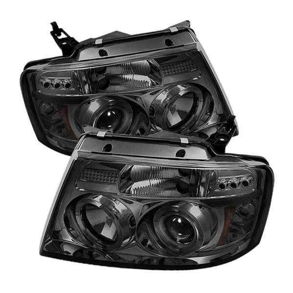 Spyder Auto - Halo LED Projector Headlights 5010223