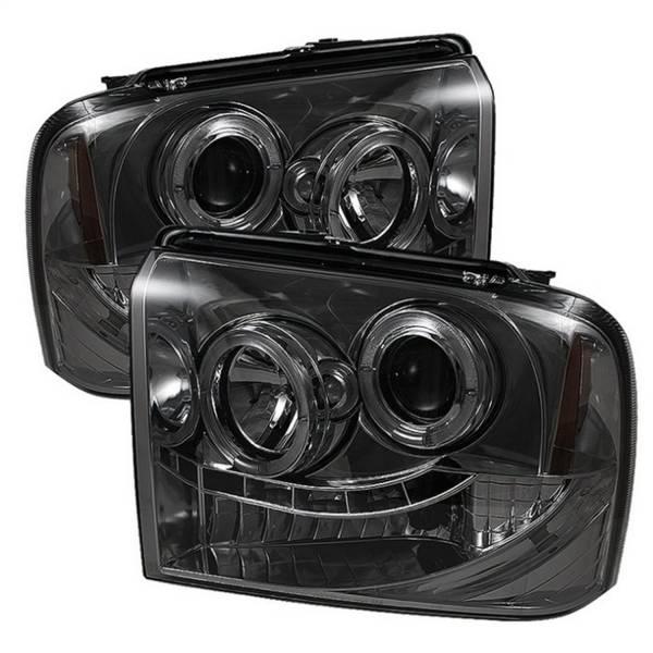 Spyder Auto - Halo LED Projector Headlights 5010568
