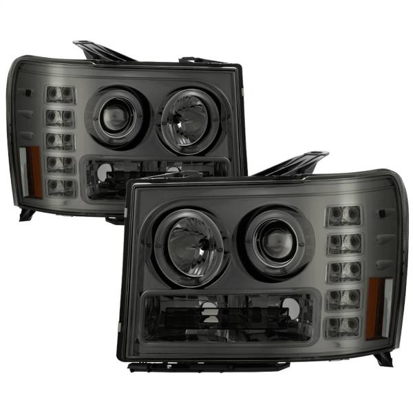 Spyder Auto - Halo Projector Headlights 5010629