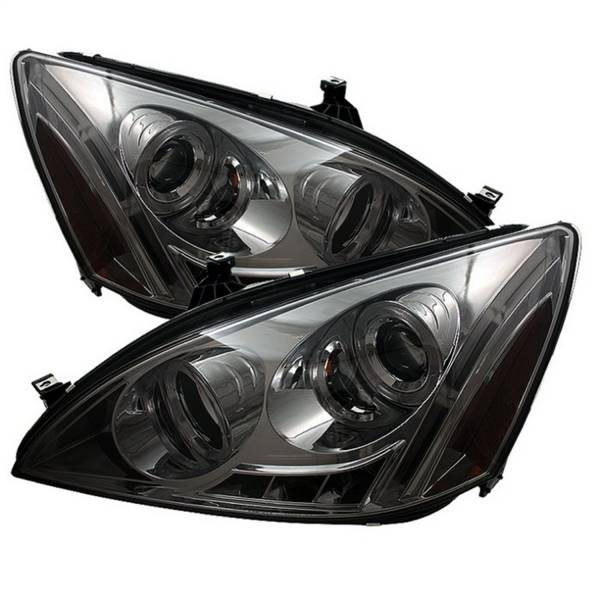 Spyder Auto - Halo LED Projector Headlights 5010650