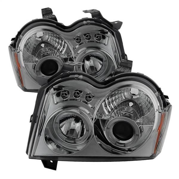 Spyder Auto - Halo LED Projector Headlights 5011114