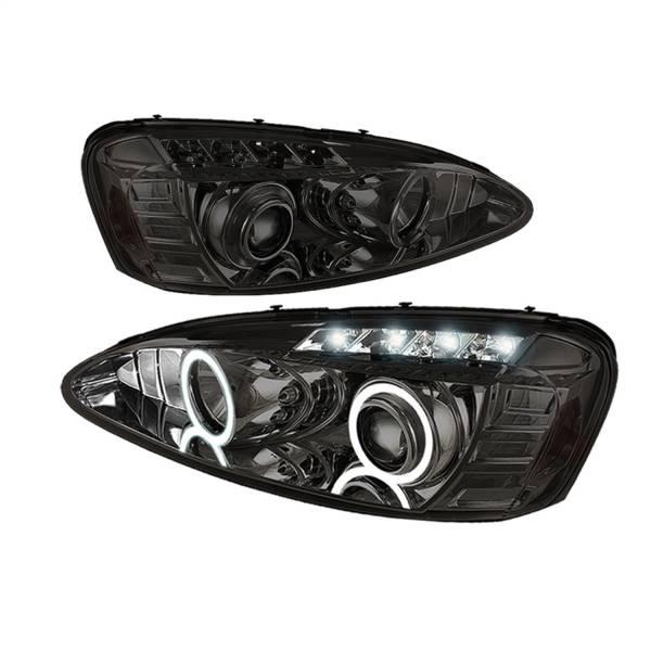 Spyder Auto - Halo LED Projector Headlights 5011688