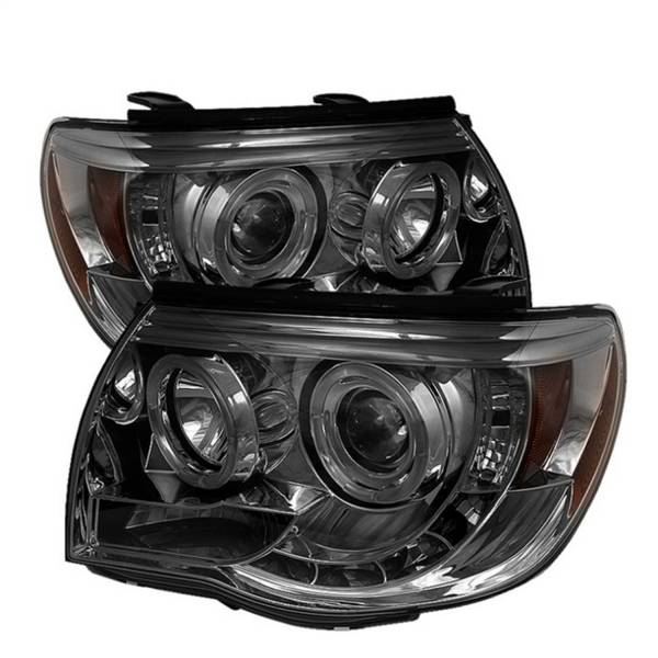 Spyder Auto - Halo LED Projector Headlights 5011930