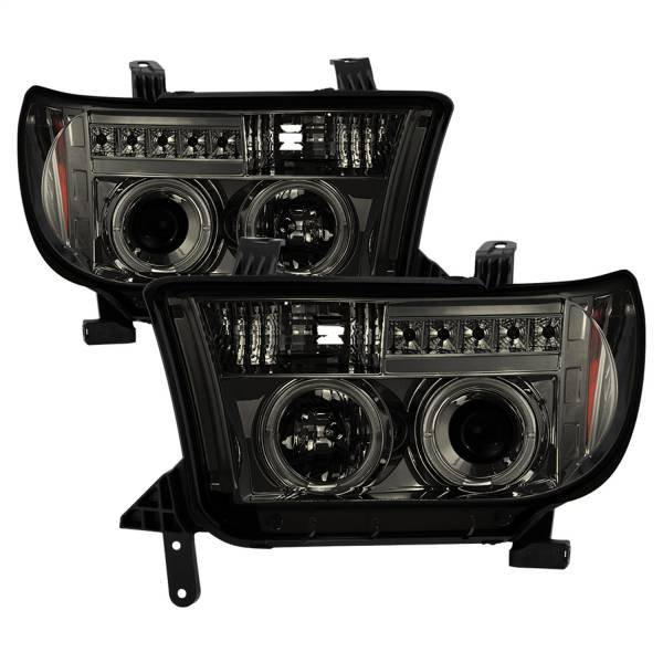 Spyder Auto - Halo Projector Headlights 5012043